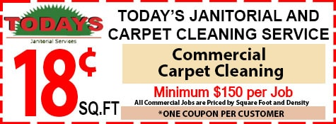 Commercial Carpet Cleaning Coupon